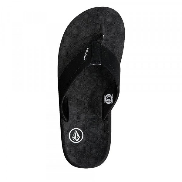 VOLCOM SANDALS VICTOR SNDL BLK S19