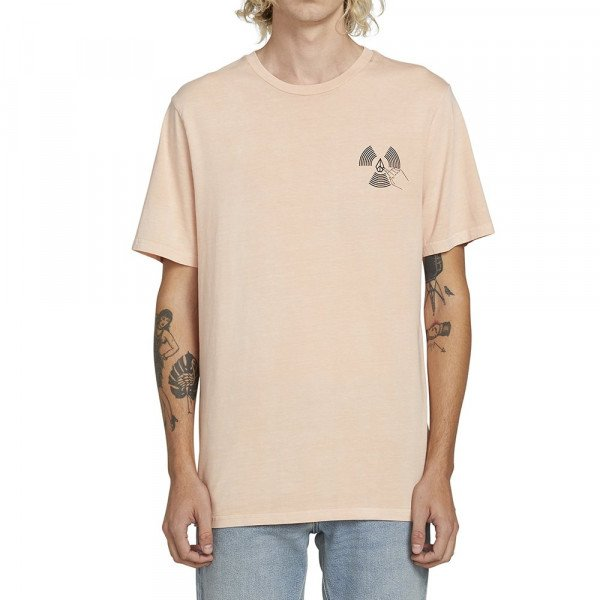 VOLCOM T-SHIRT PUSH THIS S/S TEE BBS S19