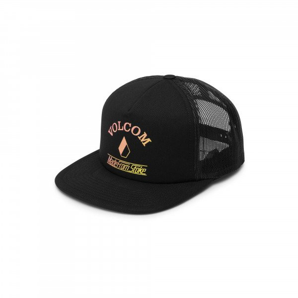 VOLCOM CEPURE STOKE MADE HAT WHT S19