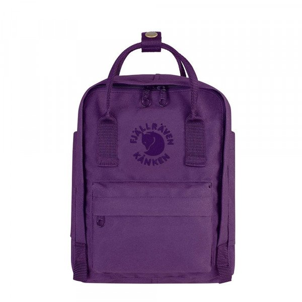 FJÄLLRÄVEN SOMA RE-KANKEN MINI DEEP VIOLET
