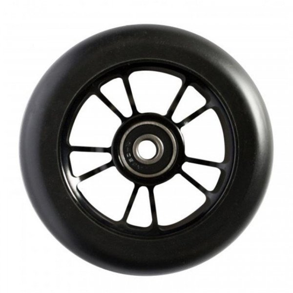 BLUNT WHEELS WHEEL 10 SPOKES 100MM BLACK