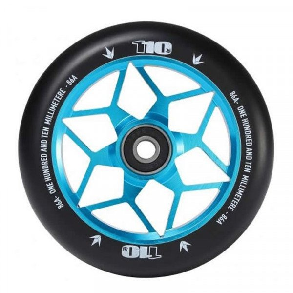BLUNT RITENTIŅŠ WHEEL DIAMOND 110MM TEAL