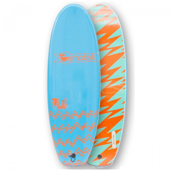 MOBYK SURFBOARD SOFT 4'10