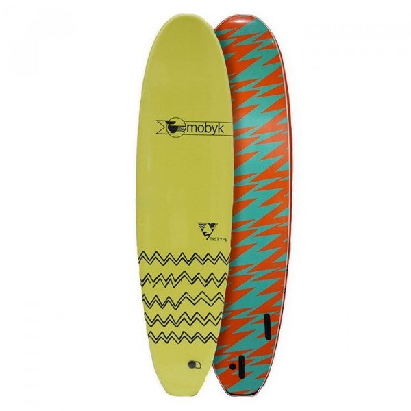 MOBYK SURFBOARD CLASSIC LONG 8'0