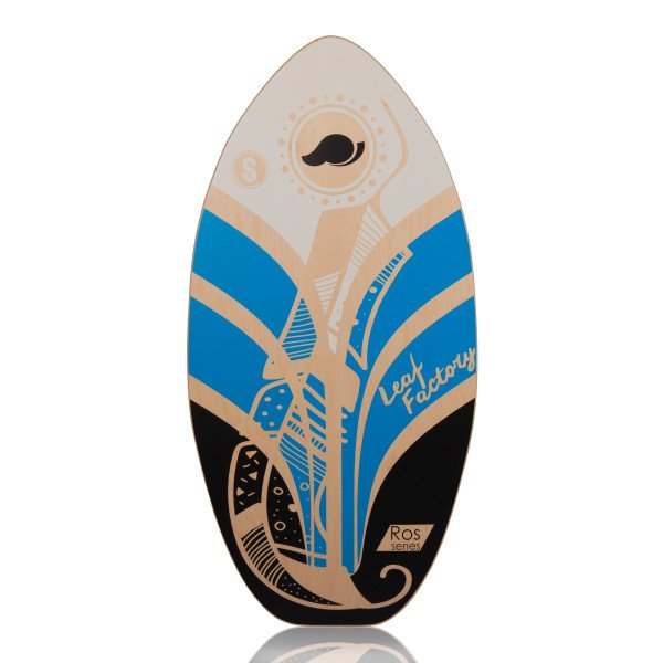 LEAF FACTORY SKIMBOARD LEAF ROS BLUE SOURCE S