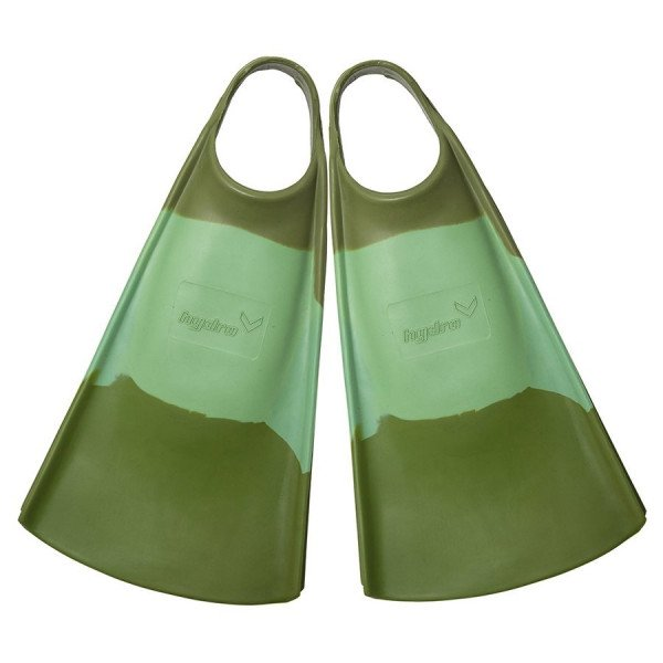 HYDRO FINS FIN GREEN OLIVE