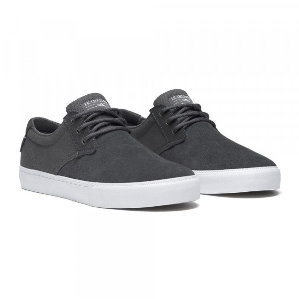 LAKAI SHOES DALY CHARCOAL SUEDE S19