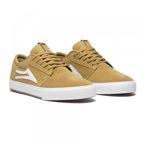 LAKAI SHOES GRIFFIN GOLD SUEDE S19