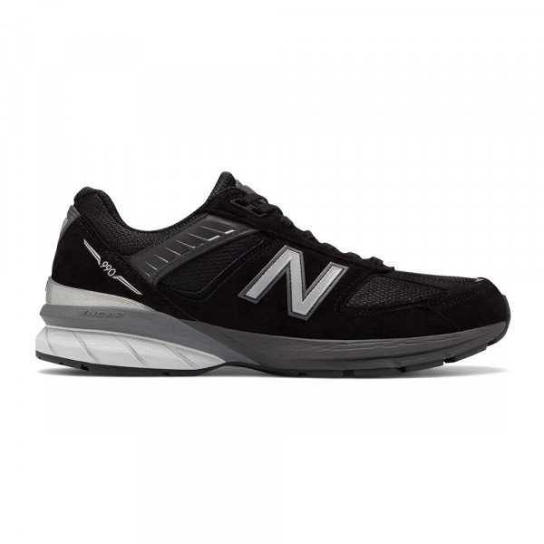 NEW BALANCE SHOES M990 BK5 BLACK SILVER S19