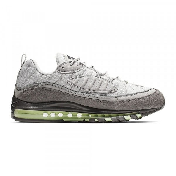 NIKE SHOES AIR MAX 98 VAST GREY FRESH MINT S19