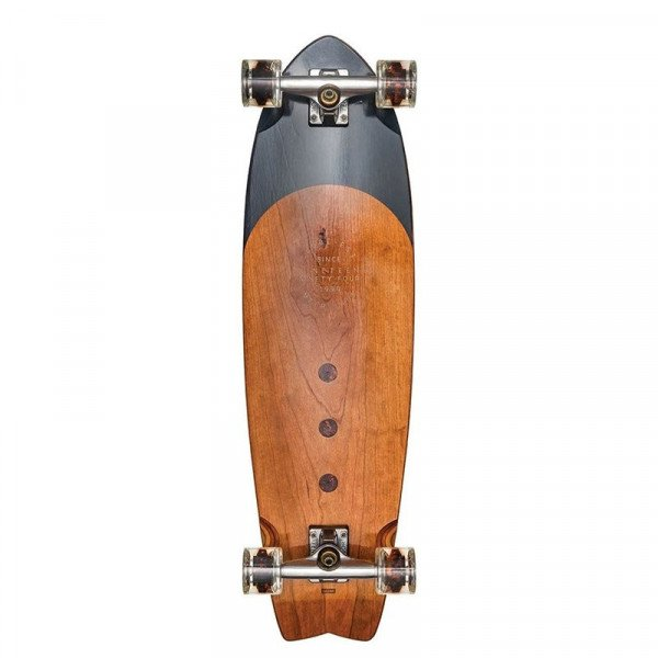 GLOBE LONGBOARD CHROMANTIC CHERRYWOOD TORTOISE SHELL 33