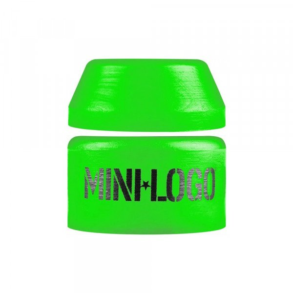 MINI LOGO BUSHINGS SOFT PAIR GREEN