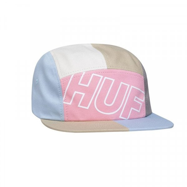 HUF CEPURE VISTA VOLLEY HAT TAN S19
