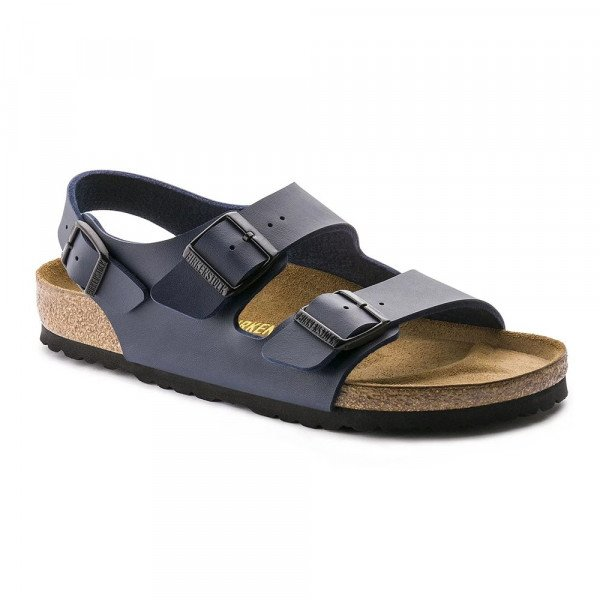 BIRKENSTOCK SHOES MILANO BF BLUE 34753 S19