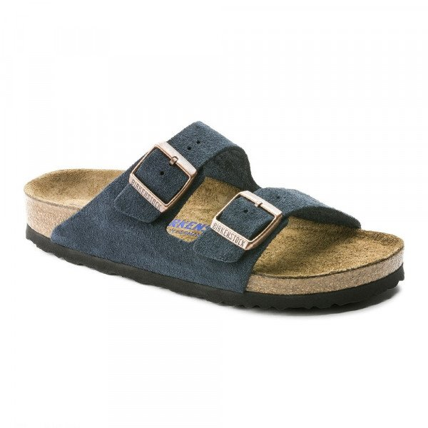 BIRKENSTOCK SHOES ARIZONA SFB VL NAVY S19