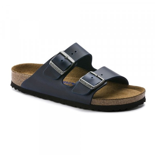 BIRKENSTOCK SHOES ARIZONA FL SFB BLUE S19