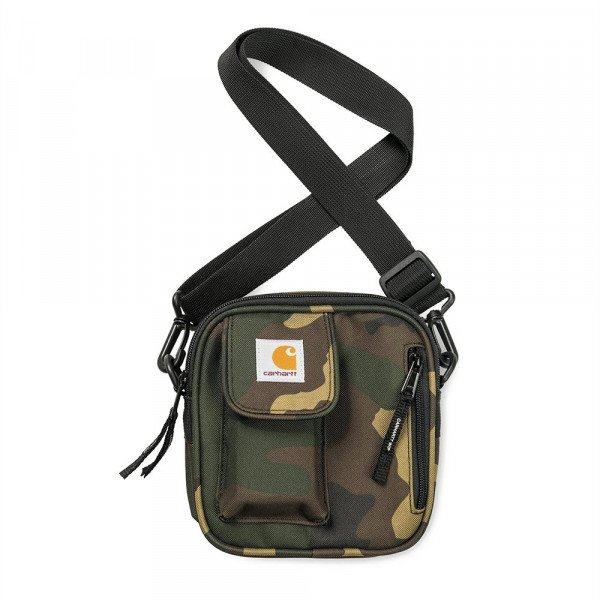 CARHARTT SOMA ESSENTIALS BAG SMALL CAMO LAUREL S19