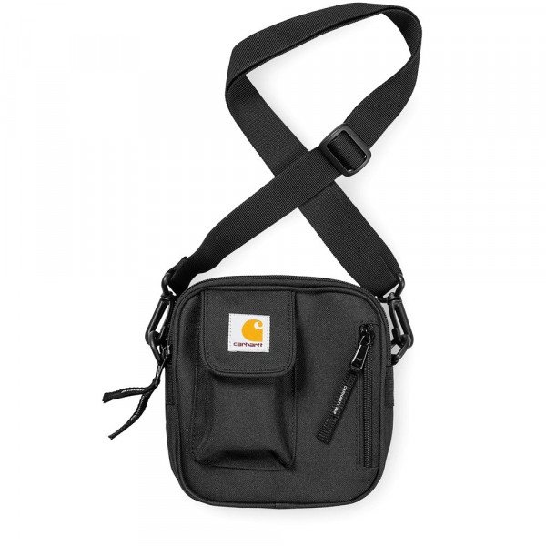 CARHARTT BAG ESSENTIALS BAG SMALL BLACK S19