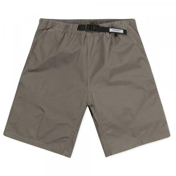 CARHARTT WIP ŠORTI CLOVER SHORT AIR FORCE GREY S19