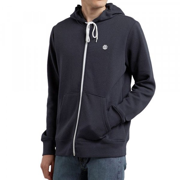 ELEMENT ZIP-HOOD CORNELL CLASSIC ECLIPSE NAVY S19