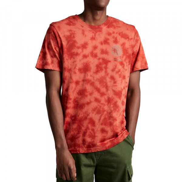 ELEMENT T-SHIRT VALLEY SS ETRUSCAN RED S19