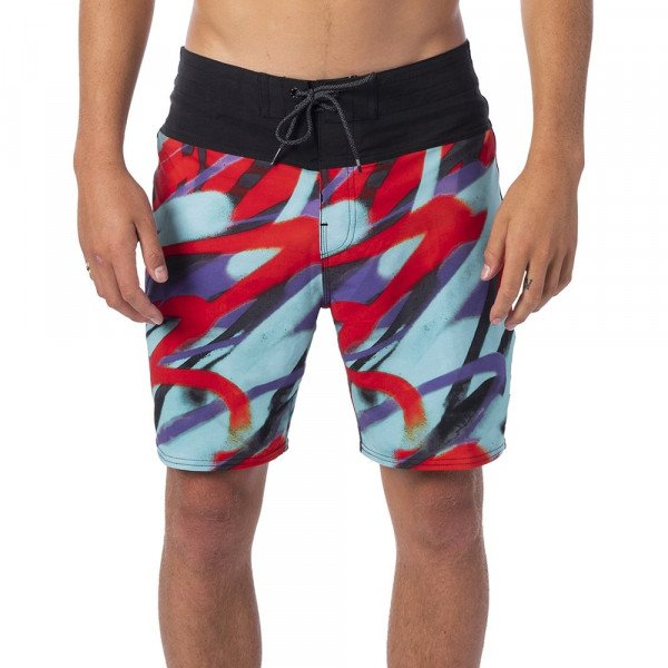 RIP CURL BOARDSHORTS MIRAGE MADSTEEZ RED S19