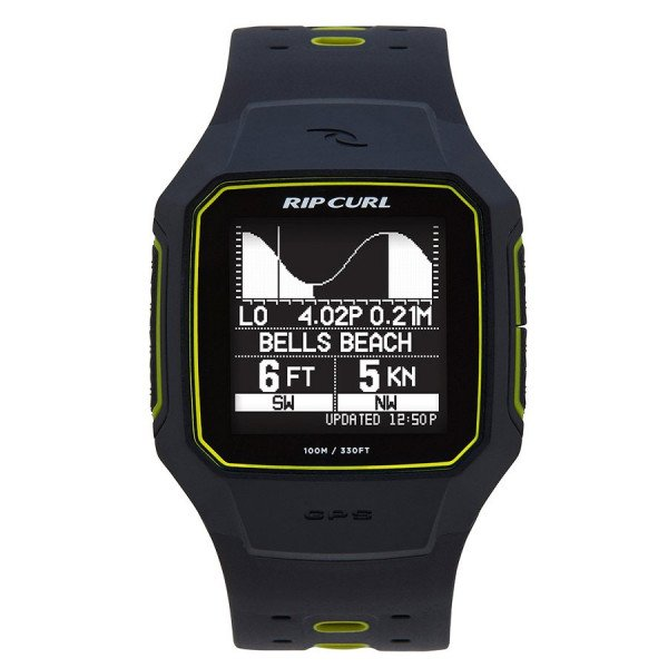RIP CURL PULKSTENIS SEARCH GPS SERIES 2 YELLOW