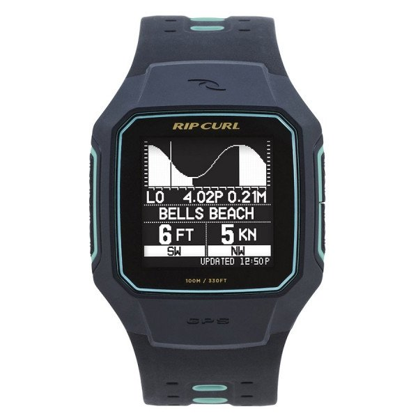 RIP CURL WATCH SEARCH GPS SERIES 2 MINT