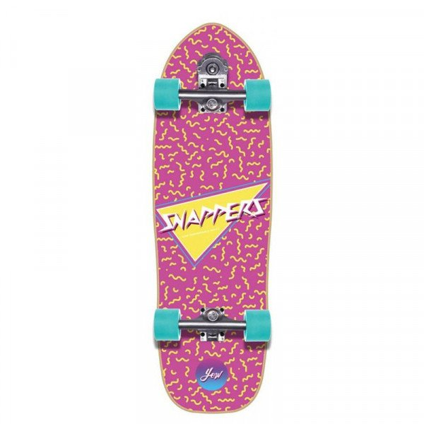 YOW LONGBOARD SNAPPERS 32.5 HIGH PERFORMANCE SURFSKATE