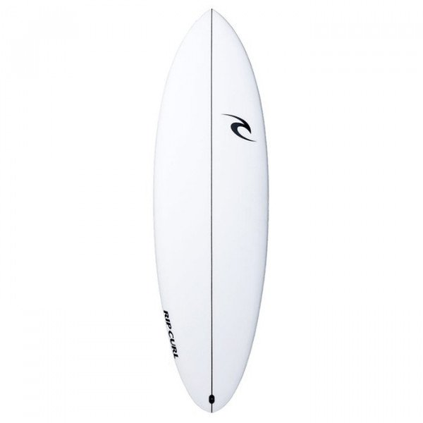 RIP CURL SURF BOARD THE BEARD OF ZEUS CLEAR PU 6'5