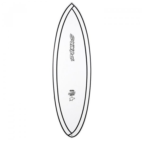 PUKAS SURF BOARD INN/CA 69ER STEP DOWN 6'0