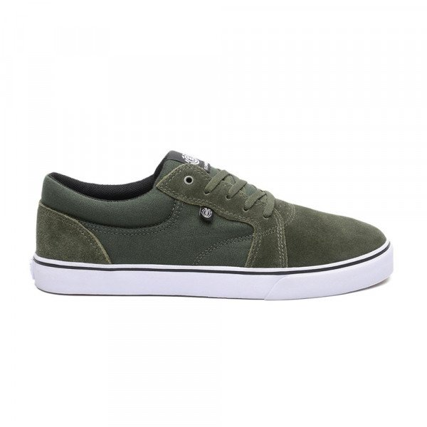 ELEMENT SHOES WASSO MOSS GREEN S19