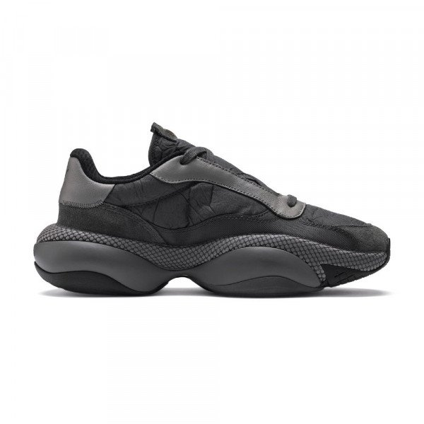 PUMA APAVI ALTERATION PN-1 STEEL GRAY F19