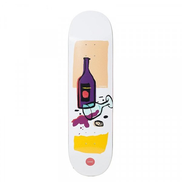 ALMOST DECK YOUNESS STILL LIFE R7 8.5
