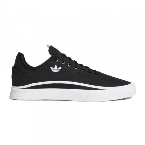 ADIDAS SHOES SABALO CORE BLACK WHITE BLACK F19