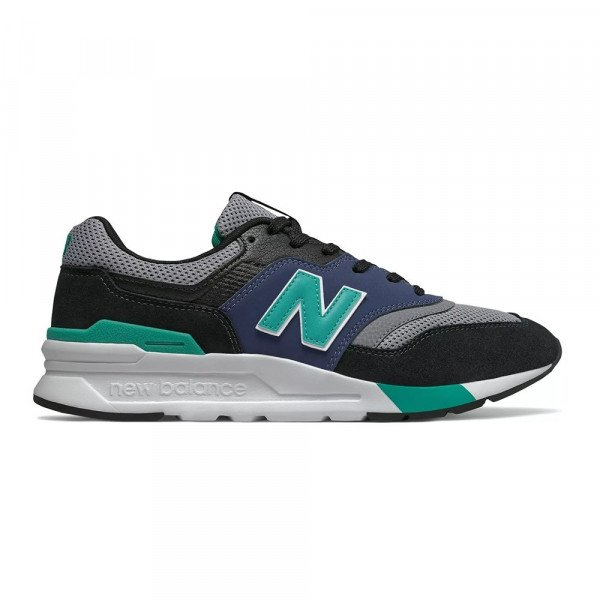 NEW BALANCE SHOES CM997 HZK WHITE BLACK F19