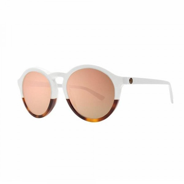 ELECTRIC SUNGLASSES MOON BRIGHTSIDE/CHAMPAGNE CHROME GRADIENT