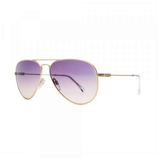 ELECTRIC SUNGLASSES AV1 LIGHT GOLD/PURPLE GRADIENT