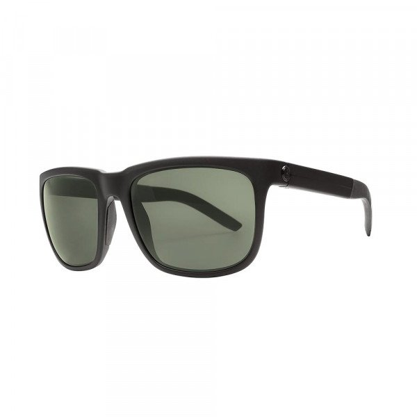 ELECTRIC SUNGLASSES KNOXVILLE S JJF BLACK/POLAR GREY