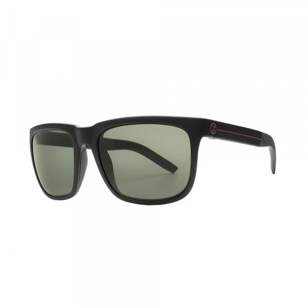 ELECTRIC SUNGLASSES KNOXVILLE S JJF BLACK/+POLAR GREY