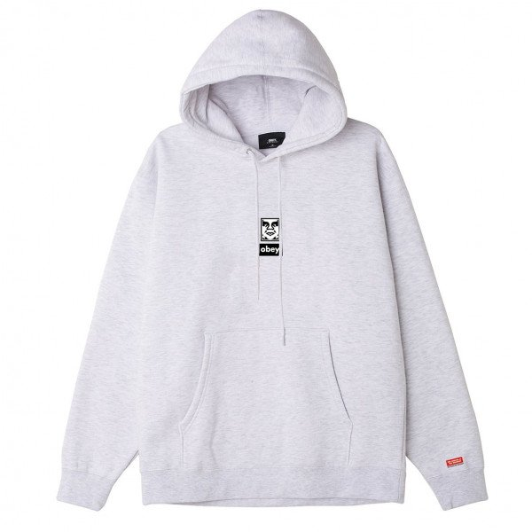 OBEY HOOD OBEY ICON FACE 30 YEARS HEA F19