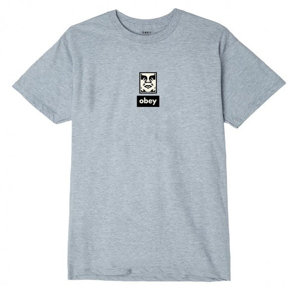 OBEY T-SHIRT OBEY ICON FACE 30 YEARS W AGRY S19