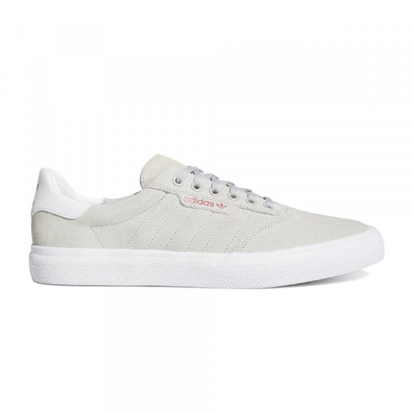 ADIDAS APAVI 3MC GREY TWO CLOUD WHITE SCARLET F19