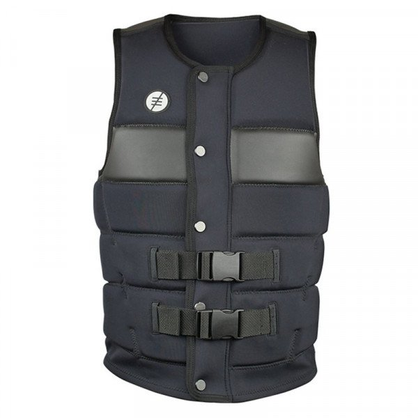 RIDE ENGINE VEST SHREDTOWN IMPACT VEST 2018 BLACK