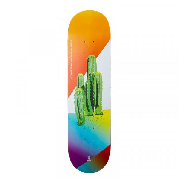 GIRL KLĀJS KENNEDY PSYCHEDELIC PLANTS DECK 8.25