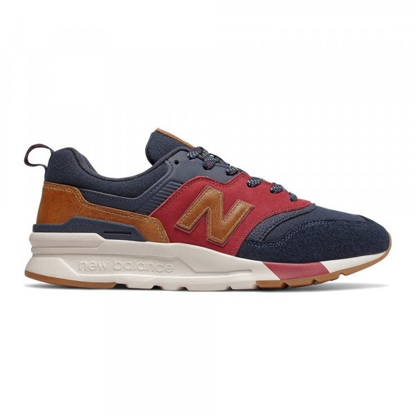 NEW BALANCE SHOES CM997 HDT NAVY RED F19