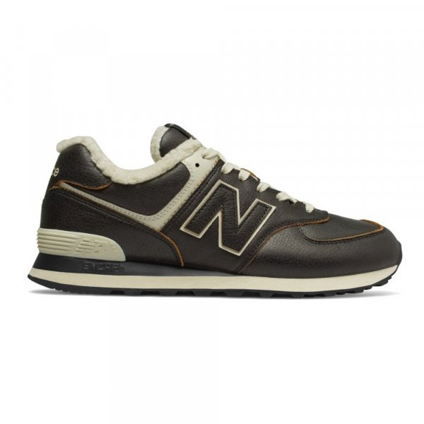 NEW BALANCE SHOES ML574 WNE BLACK F19
