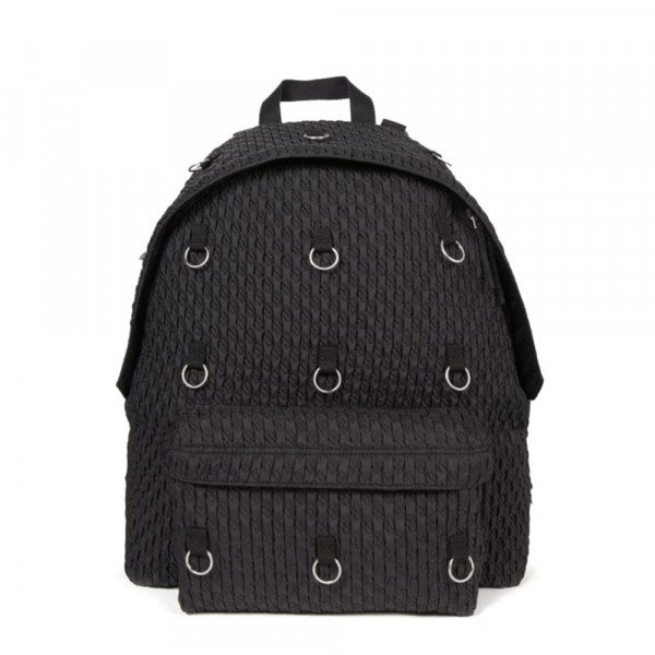 EASTPAK SOMA RS PADDED LOOP BLACK MATLASSE