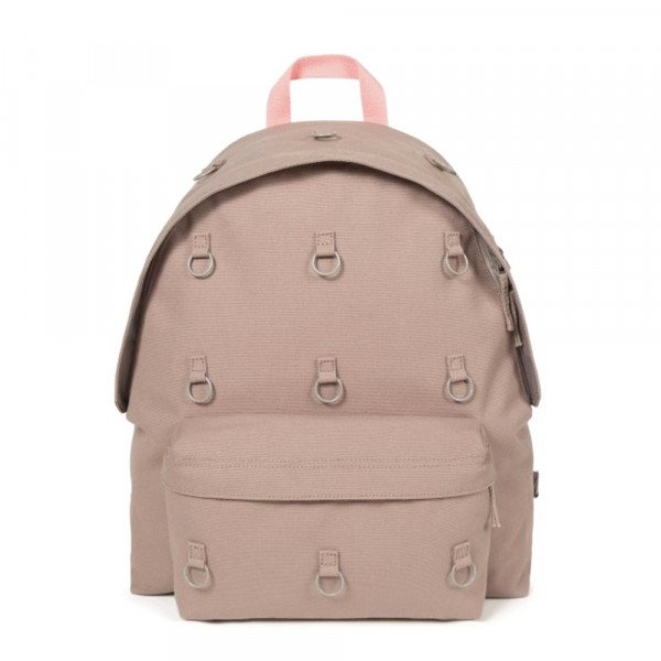 EASTPAK BACKPACK RS PADDED LOOP GREY PINK