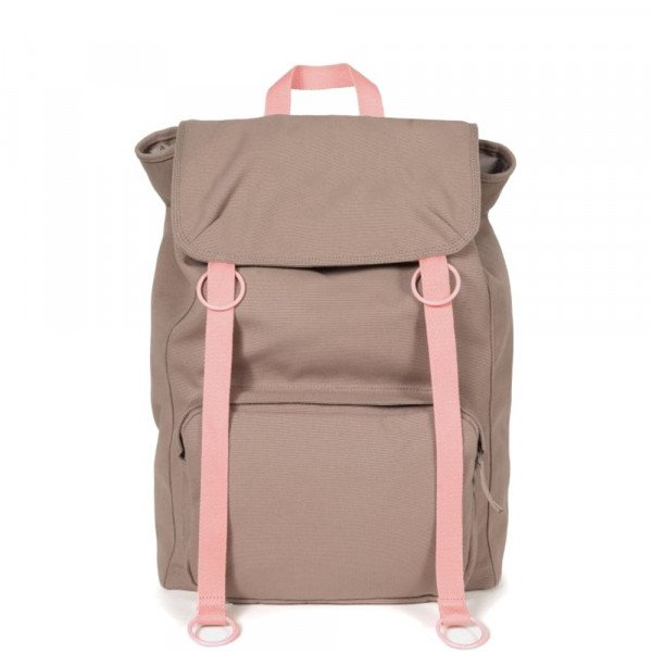 EASTPAK BACKPACK RS TOPLOAD LOOP GREY PINK